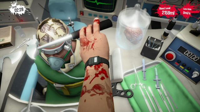 Surgeon Simulator AE screenshot 19