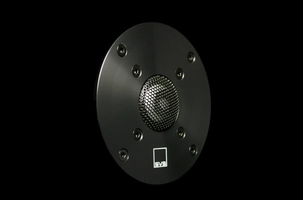 svs ultra tower surround tweeter macro