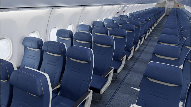 Southwest Airline Seats