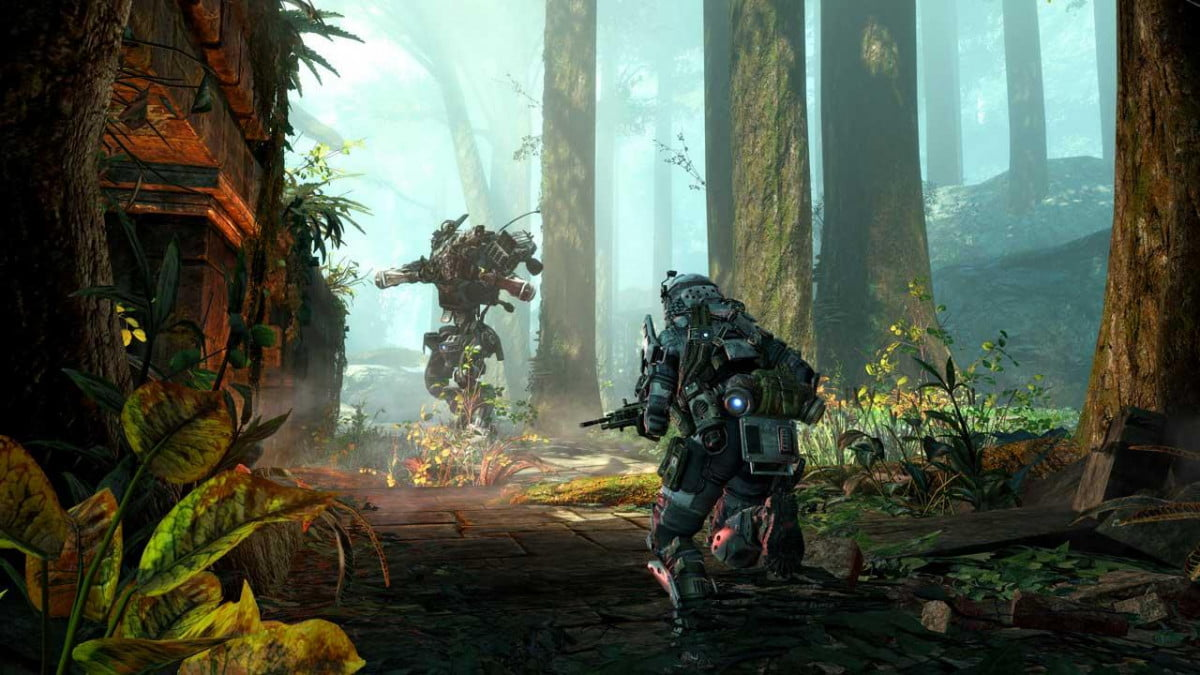 play titanfall free pc weekend swampland