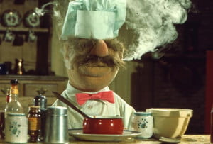 Swedish Chef (bork bork bork)
