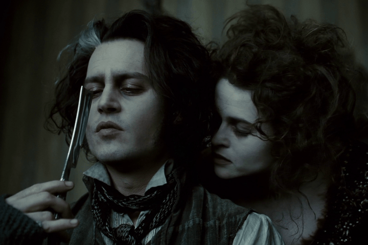 sweeney todd shows to stream