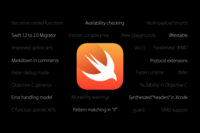 what does apple get out of taking swift open source