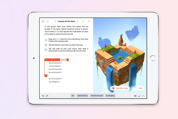 apple swift playgrounds is for everyone playground app