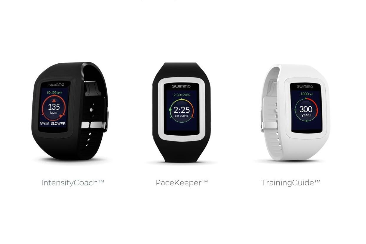Swimmo the smartwatch for swimmers