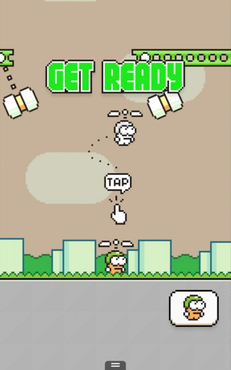 atari founder flappy bird creator unlikely repeat success swing copters