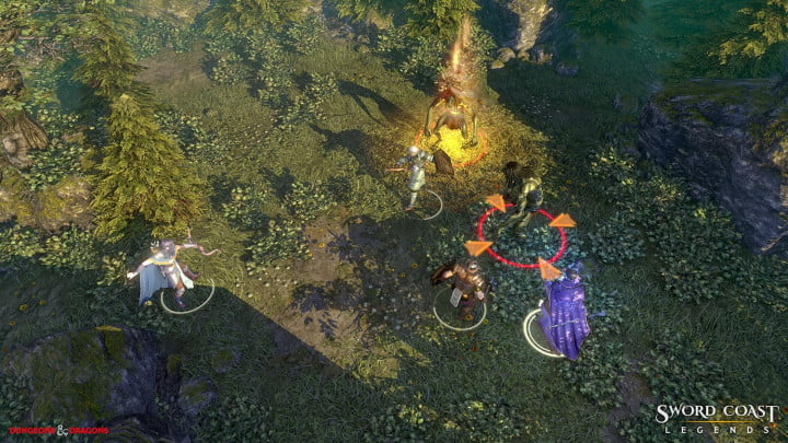 sword coast legends hands on