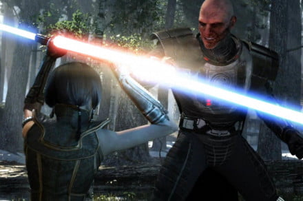 The rivalry continues: Activision's CEO claims Lucas, not EA will benefit from Star Wars: The Old Republic