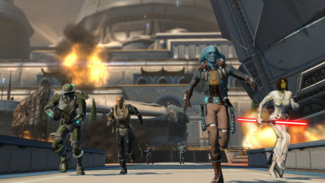Star Wars: The Old Republic -- Rise of the Hutt Cartel expansion