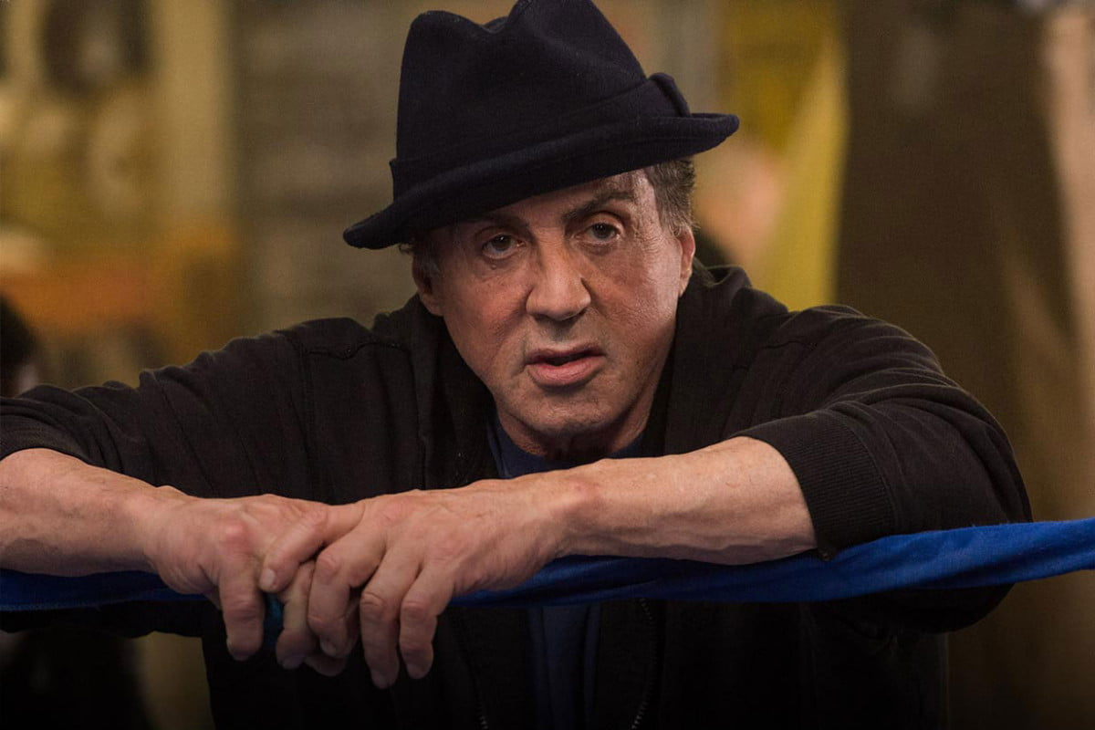 sylvester stallone rambo retirement rocky creed
