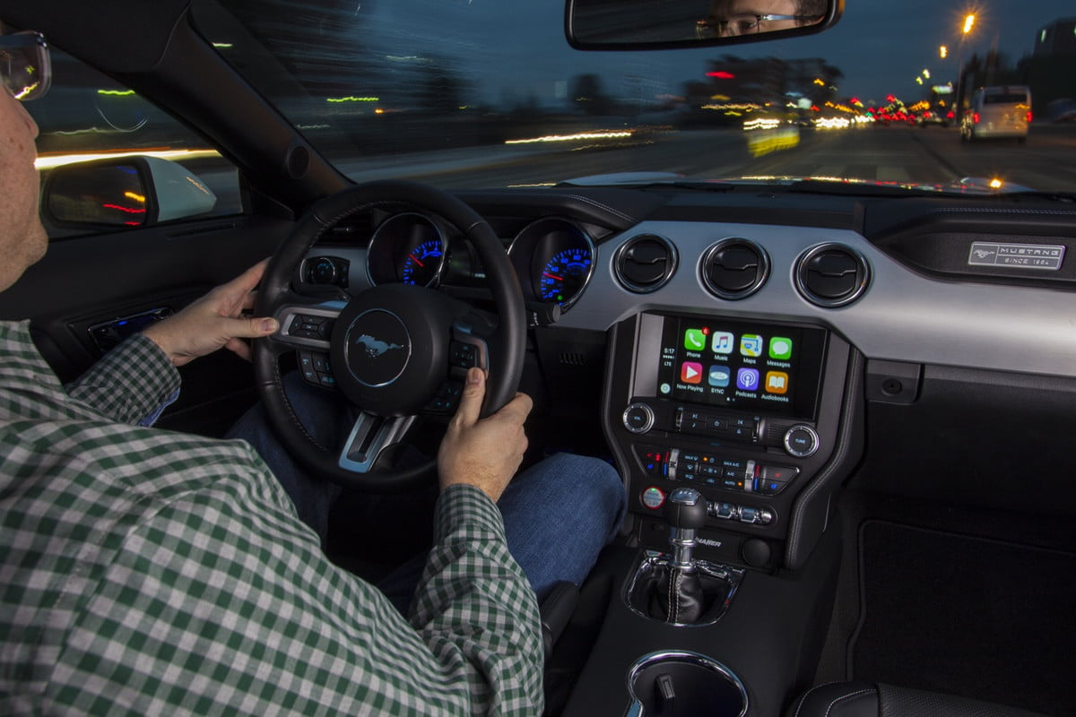 ford expands apple carplay and android auto to all  models sync