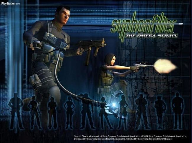 syphon filter playstation vita gamescom