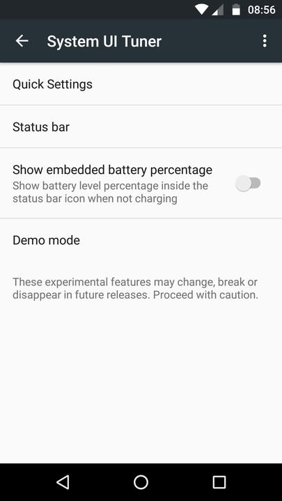 moto g  tips and tricks system ui tuner