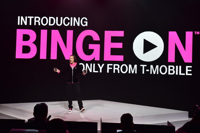 t mobiles binge on adds video from nbc google play music tidal and more mobile