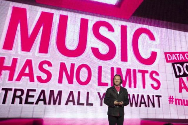 t mobile adds  music streaming services affect data cap freedom