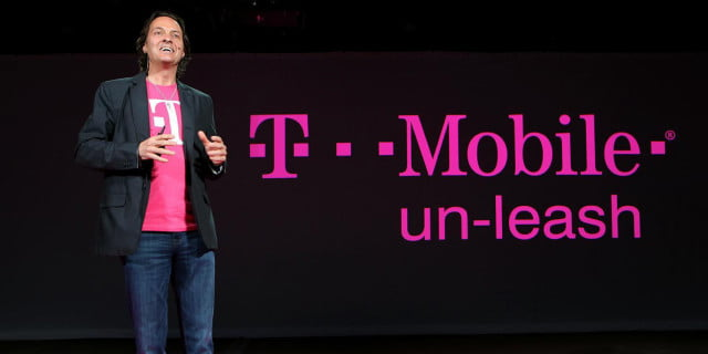t mobile customers most satisfied in industry uncarrier john legere