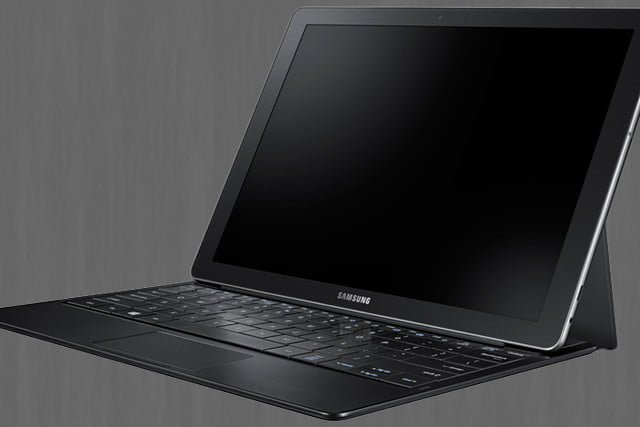 samsung debuts new galaxy tabpro s  in book laptops at ces tabletpc