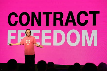 John Legere, CEO of T-Mobile US, Inc.