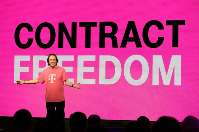 t mobile device unlock app john legere  ceo of us inc