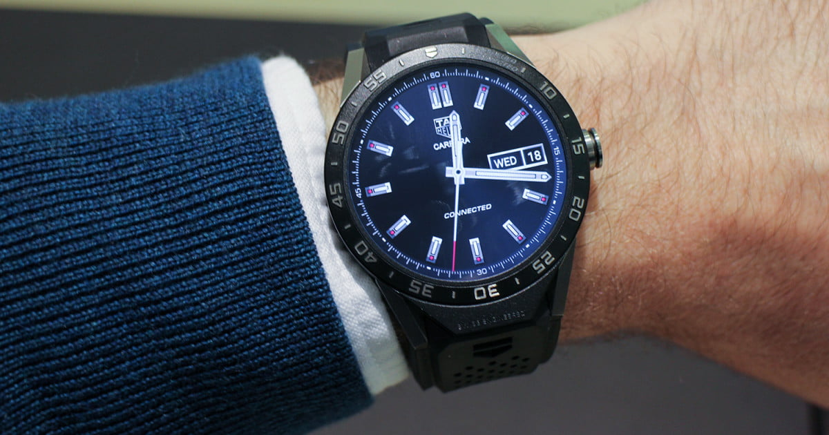 To Do Tag: TAG Heuer Carrera Connected Hands-On Review