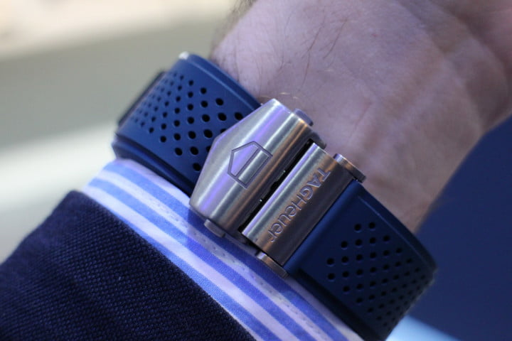 tag heuer conected modular  first impressions review connected hands on