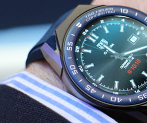Tag Heuer's Connected Modular 45 is a Swiss timepiece first, smartwatch second