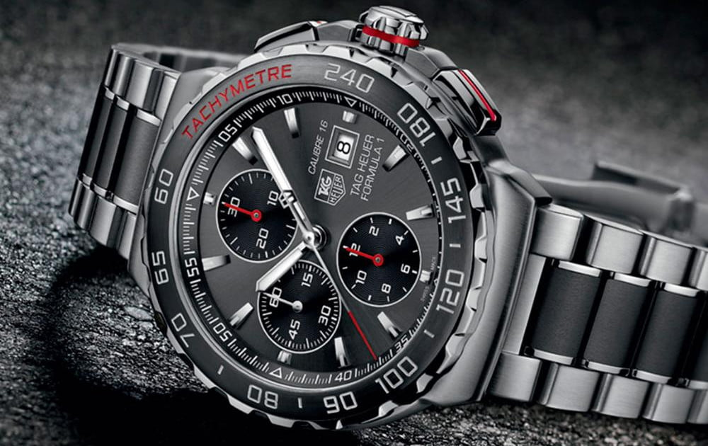 TAG Heuer Smartwatch: News, features, rumors ...
