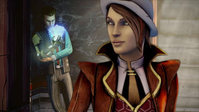tales borderlands joins telltales game thrones  from the