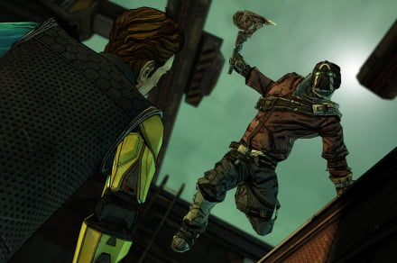 Tales from the Borderlands ep1 - 8