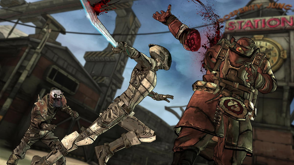 tales borderlands japanese oddities lead otherwise slow week gaming from the