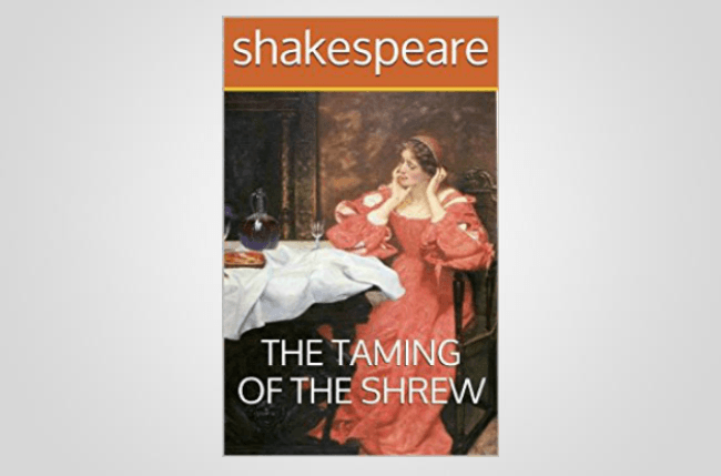 the emphasis of patriarchal marriage in taming of the shrew a play by william shakespeare The taming of the shrew,  it remains astonishing that so little is known about william shakespeare's  while the abbey has staged one shakespeare play.