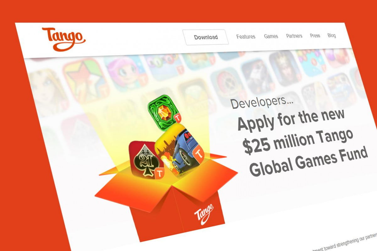 tango messaging app launches  million gaming fund boost platform global games