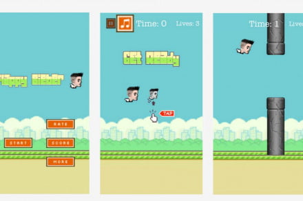 tappy bieber game