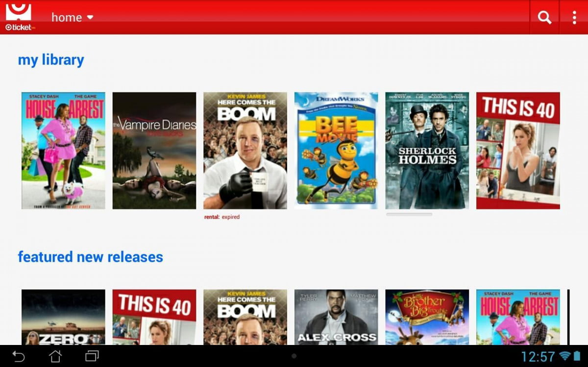 target preps digital movie rental service for launch ticket app