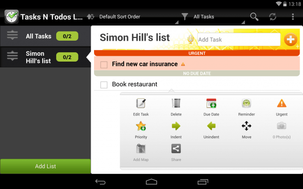 Tasks_N_Todos_Android_tablet_app_screenshot
