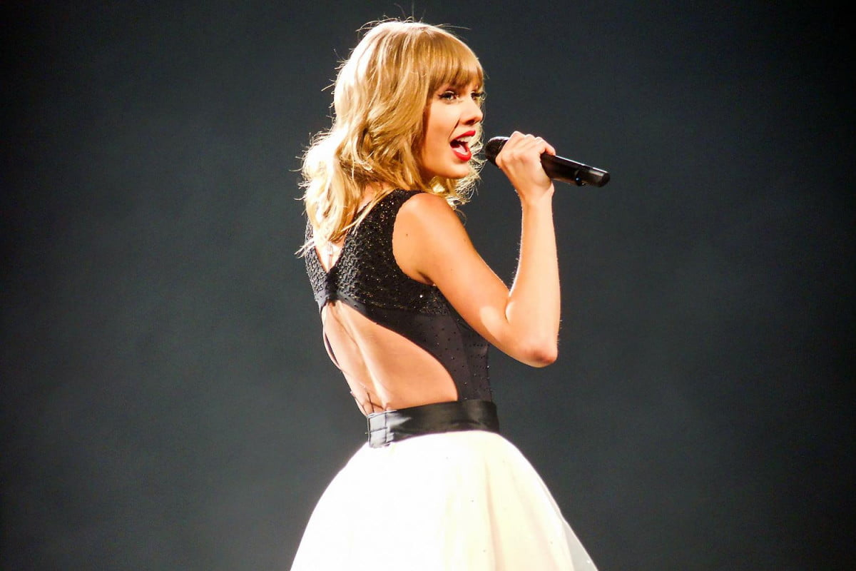 taylor swift will allow apple music to stream