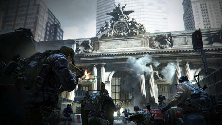 tom clancys the division review