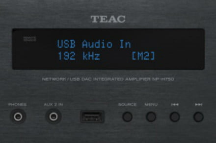 TEAC AV Receiver featured