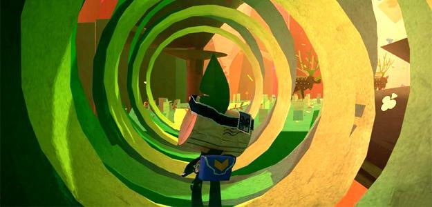 tearaway for vita screenshot 2 playstation vita gamescon