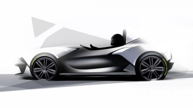 zenos e  another electric sports car