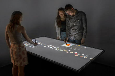 Tech in museums