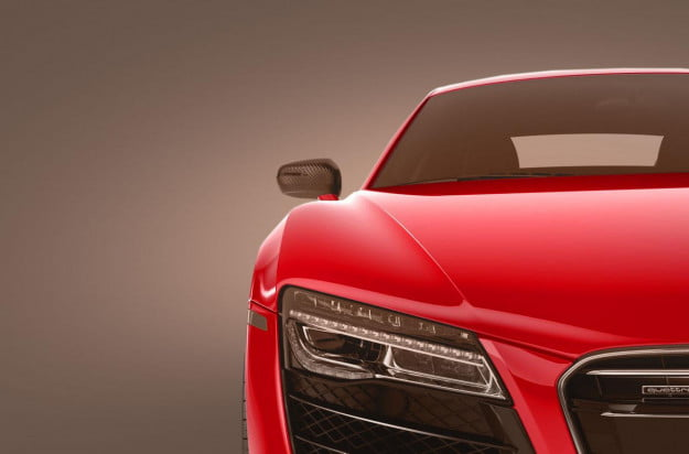 Technically Speaking Audi R8 header
