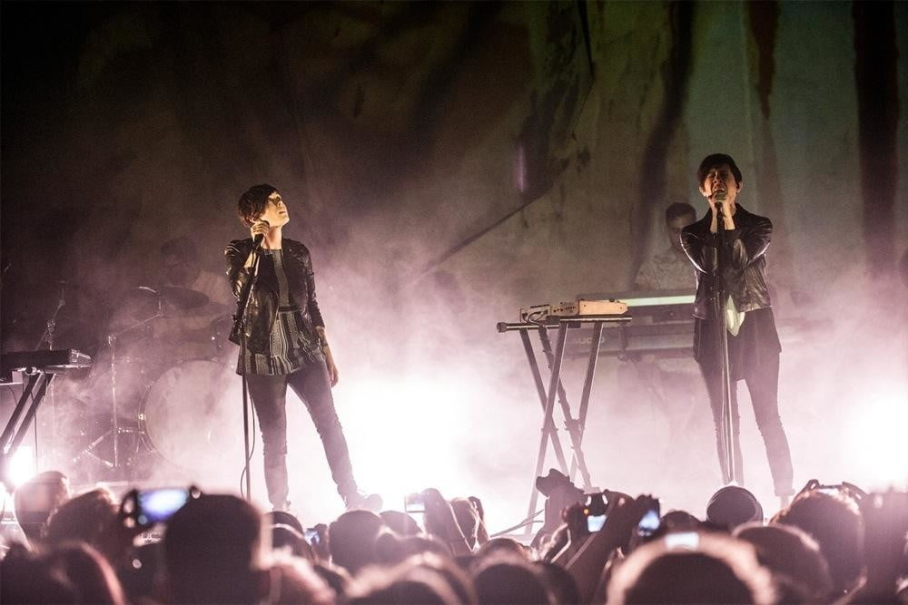 Tegan and Sara (Lindsey Byrnes)
