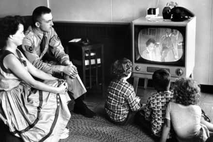 watching-television