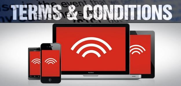 terms & conditions boingo wireless