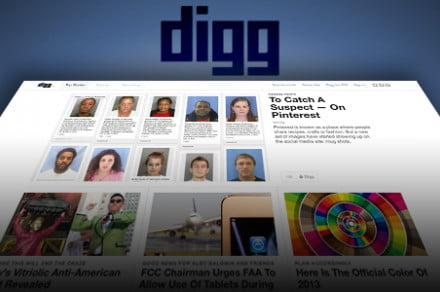 Terms & Conditions Digg privacy policy