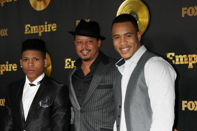 empire fox season  terrence howard