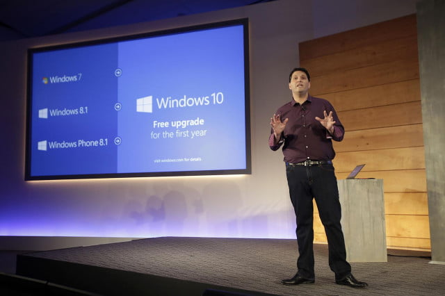 sources say windows  is nearing the finish line terry myerson