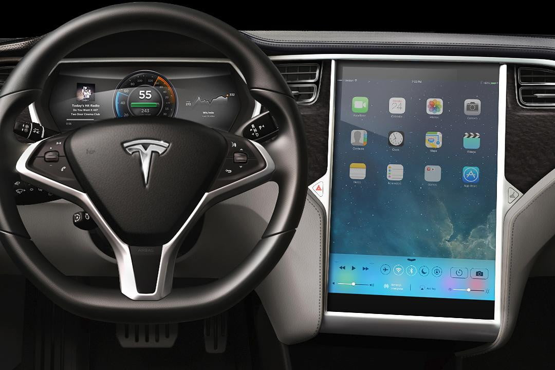 rather apple icar tesla model e something ponder urged buy dash