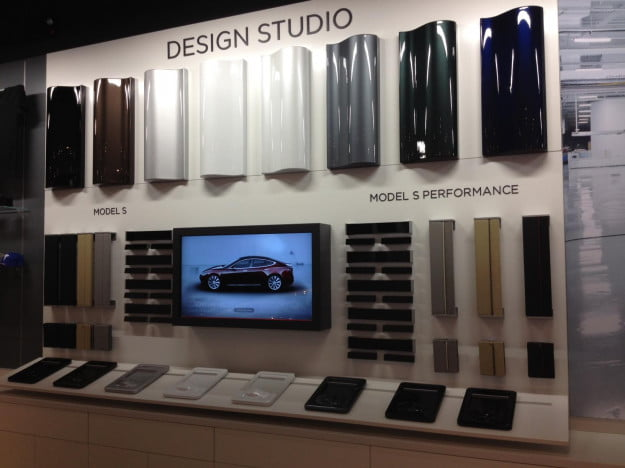 Tesla Design Studio